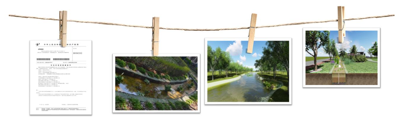 聚氨酯水景观生态自循环系统
