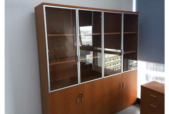 2开门办公文件柜、储物柜