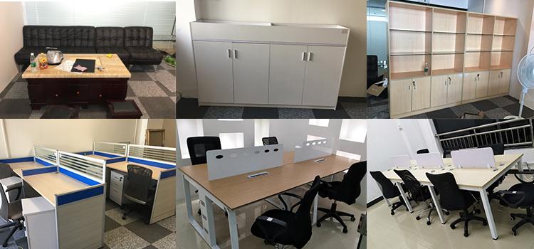 合步二手会议桌安装服务案例——物业管理类公司吴总