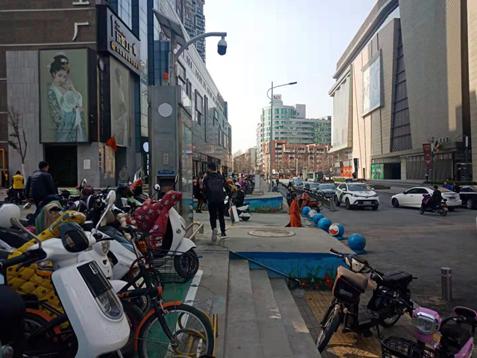 海绵道路(郑州市自由路)