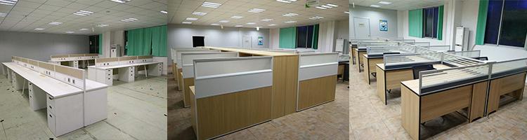合步二手会议桌安装服务案例——商贸类公司邓总