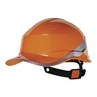 代尔塔 102018 钻石5型ABS绝缘安全帽 DIAMOND V