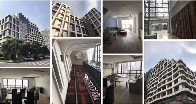 上海内环近火车站人民广场精品酒店公寓2.1万平米8亿境外股权交易
