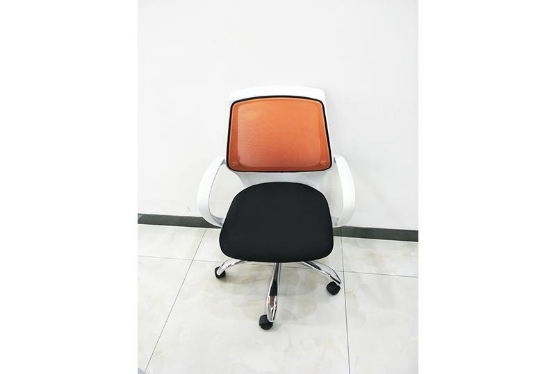 时尚休闲员工靠背座椅