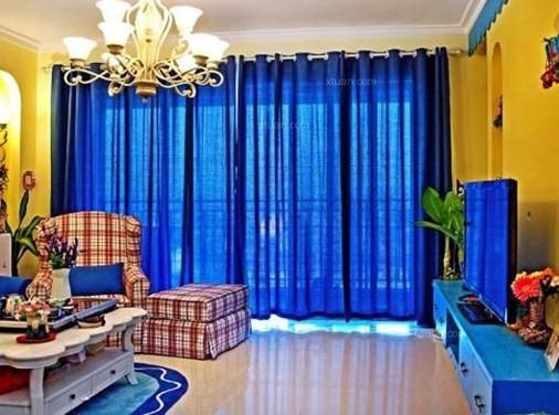 【橙多多】这样选窗帘能财运不断?快来看看你适合什么颜色的窗帘。