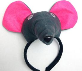 《疯狂老鼠》纪念品