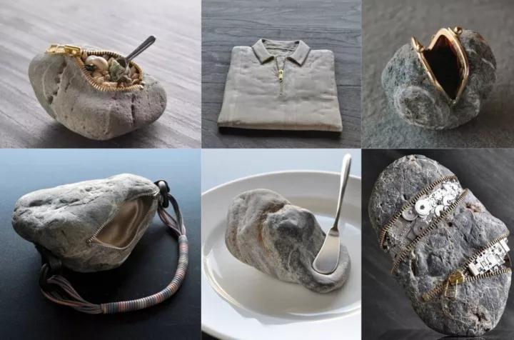 笨鸟推荐丨自然的艺术创意 • 石头之美