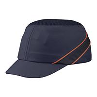 代尔塔 102150 PU涂层聚酰胺轻型防撞安全帽 AIR COLTAN SHORT