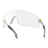 代尔塔 101115 舒适型整片式侧边防护眼镜 LIPARI2 CLEAR