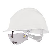 代尔塔 101134 新型安全帽组合使用防护眼镜 FUEGO