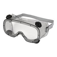 代尔塔 101124 透明PC防化护目镜 RUIZ1