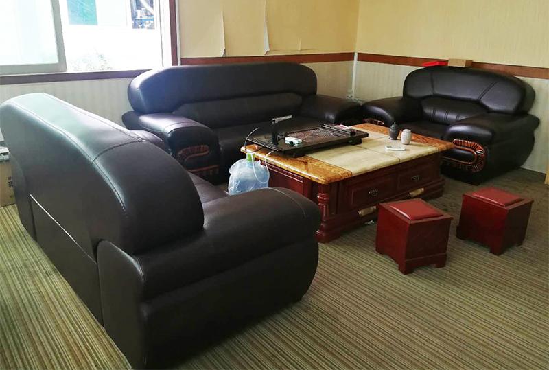 皮质沙发、办公/家用沙发、休闲沙发