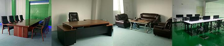 合步二手会议桌安装服务案例——电子信息类公司戴总