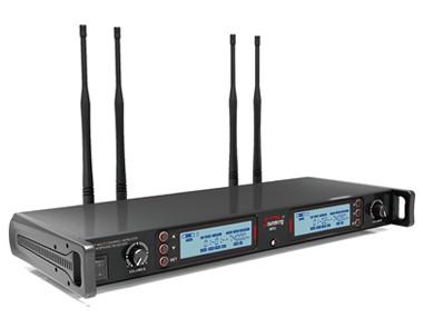 UHF真分集无线麦克风