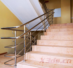 楼道扶梯精确测量