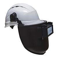 代尔塔 101508 组合型焊接防护面屏 CASOUD2HE