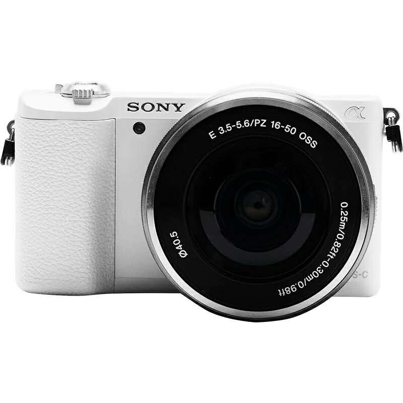 5000积分兑换国行Sony/索尼 ILCE-A5100L套机 美颜微单数码相机