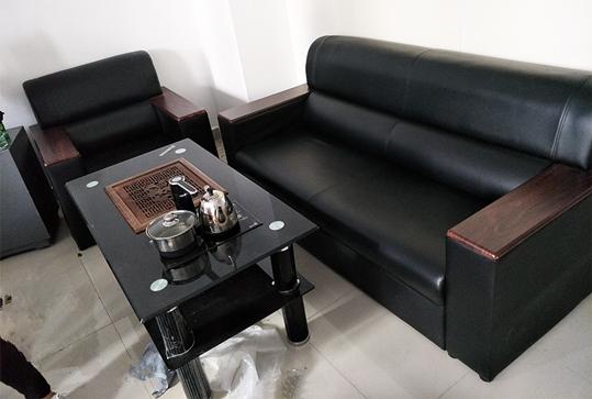皮质沙发、办公沙发、休闲沙发