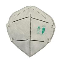代尔塔 104011 国标无纺布口罩 M1195BW