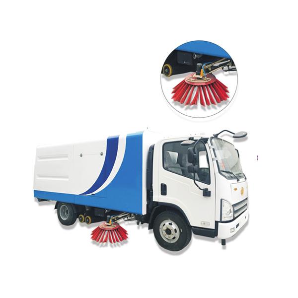 NJH-3560电动扫路车