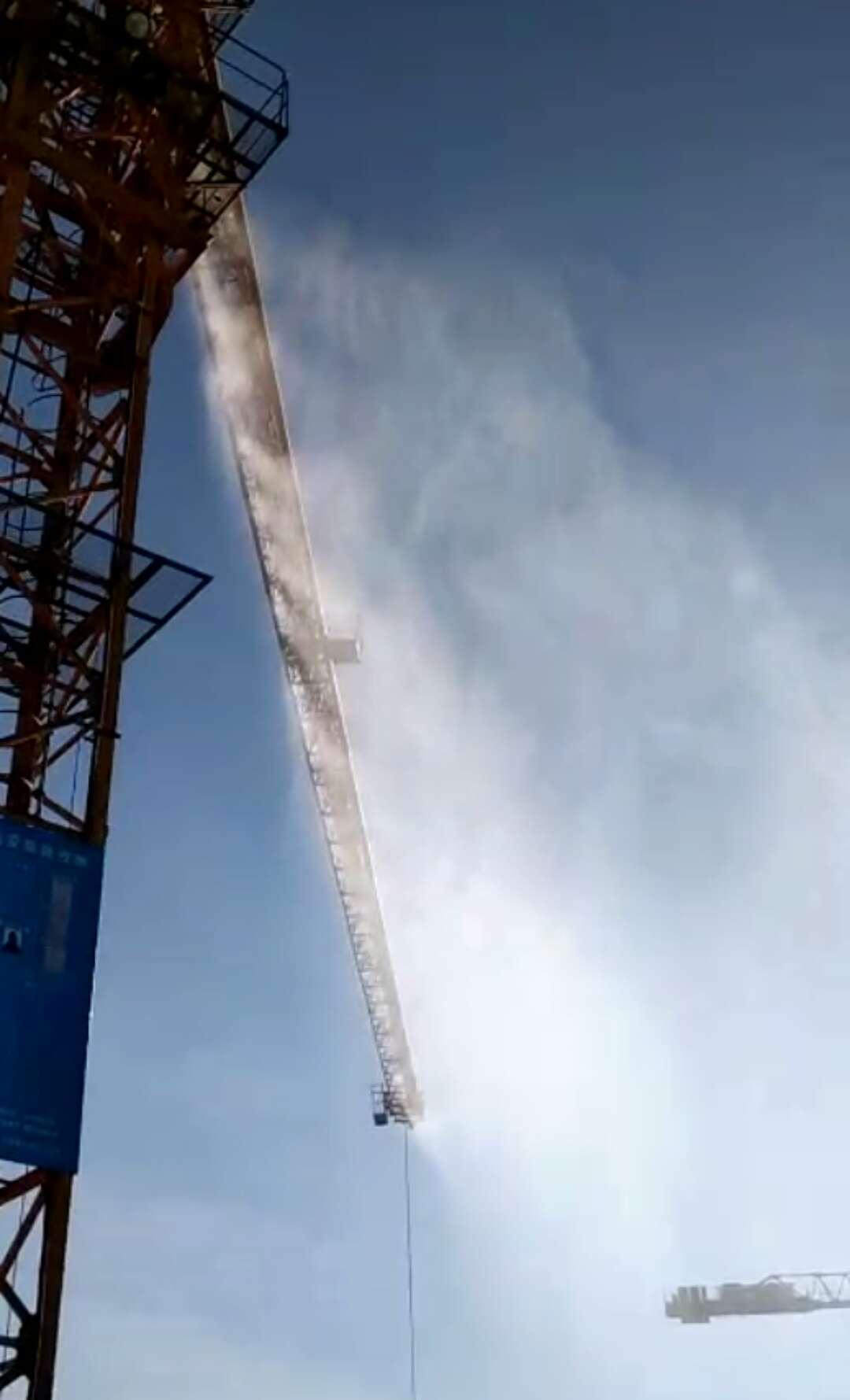 塔吊喷淋系统