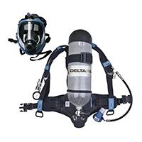 代尔塔 106005 正压式空气呼吸器 VESCBA01
