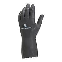 代尔塔 201530 经济型氯丁防化橡胶手套 VE530