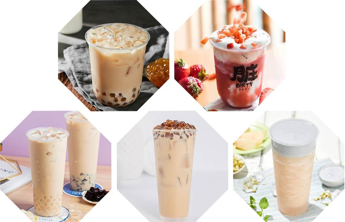 奶茶饮品班