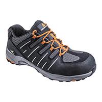 代尔塔 301352 X-RUN系列新款低帮带尼龙网眼安全鞋XRUN502 S3 HRO