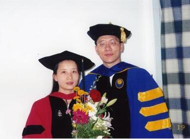 哈佛大学教授蔡天西
