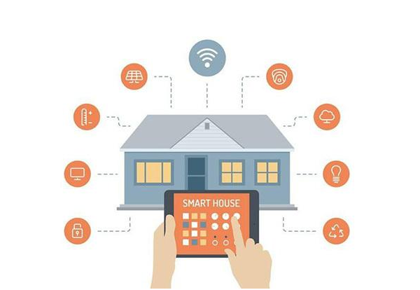 With the advantage of IOT the development of smart home will be explosive in the future