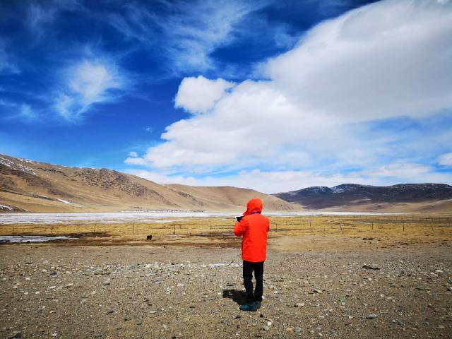 """大美西藏""""三调""""——记四川测绘地理信息局测绘技术服务中心西藏""""三调""""工作"""