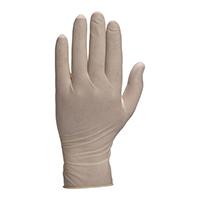 代尔塔 201372 带粉乳胶一次性手套 V1310