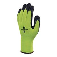 代尔塔 201753 乳胶发泡涂层防寒手套 VV735