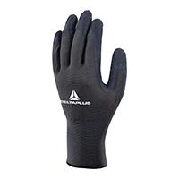 代尔塔 201630 涤纶纤维乳胶涂层手套 VE630