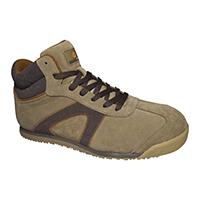 代尔塔 301343 DS系列中帮轻便透气安全鞋 D-STAR SUEDE S1P