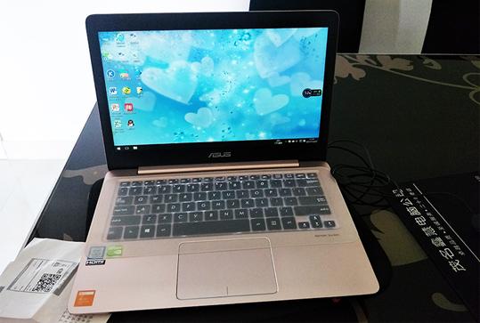 便携式轻薄笔记本电脑