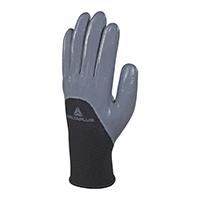 代尔塔 201716 丁腈涂层精细操作手套 VE715