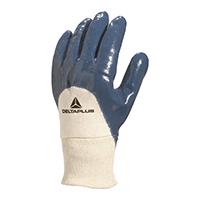 代尔塔 201150 重型丁腈掌背涂层手套 NI150