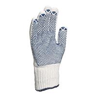 代尔塔 208006 棉涤混纺针织手套 TP169