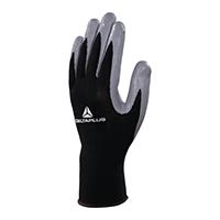 代尔塔 201715 丁腈涂层涤纶精细操作手套 VE712
