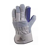 代尔塔 204202优质牛皮缝线手套 DS202