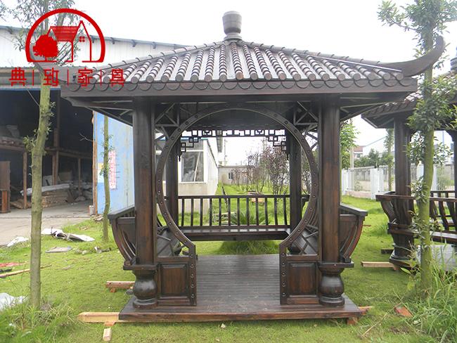 实木凉亭,铁木凉亭,钢结构凉亭,水泥结构凉亭和膜结构凉亭等