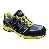 代尔塔 301332 X-RUN系列新款低帮带尼龙网眼安全鞋XRUN302 S1P HRO