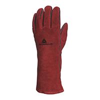 代尔塔 205615 隔热焊工防护手套 CA615K