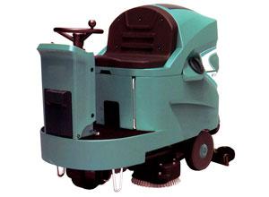 YT8駕駛式洗地機