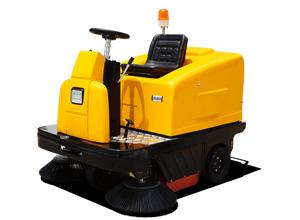 YTC200駕駛式掃地機