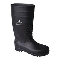 代尔塔 301407 PVC高帮安全靴 AMAZONE S5