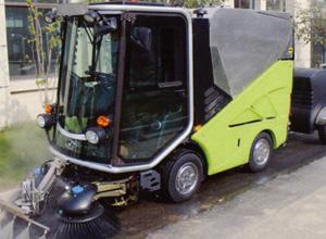YTSS550环卫清扫车