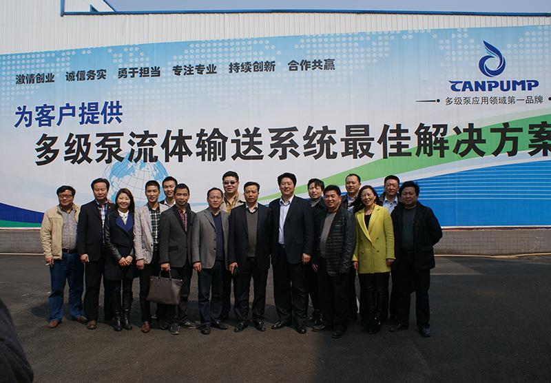 清華大學總裁班參觀